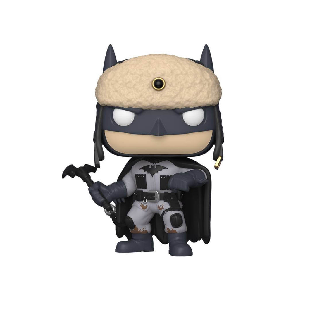 Funko Pop! Heroes: Red Son Batman