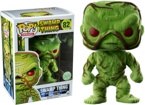 Funko Pop! Heroes: Swamp Thing (Flocked) (Scented) Px Previews