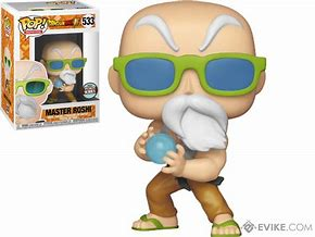 Funko Pop! Animation: Dragonball Z - Master Roshi (Speciality Series)