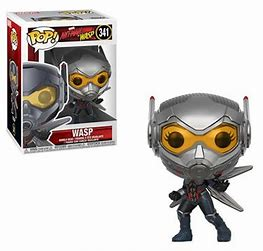 Funko Pop! Marvel: Ant-man & the Wasp - The Wasp