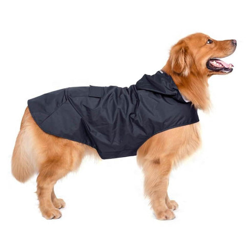 Big Dog Raincoat - 2 Colors