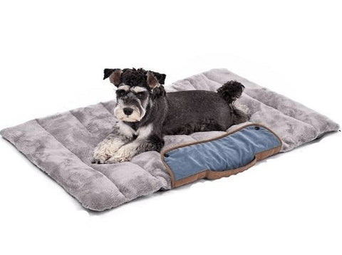 Foldable Travel Dog Bed - 2 Colors