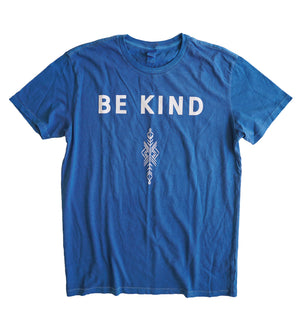 Load image into Gallery viewer, Be Kind T Shirt by Thoraya Maronesy