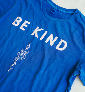 Load image into Gallery viewer, Be Kind Shirt by Thoraya Maronesy