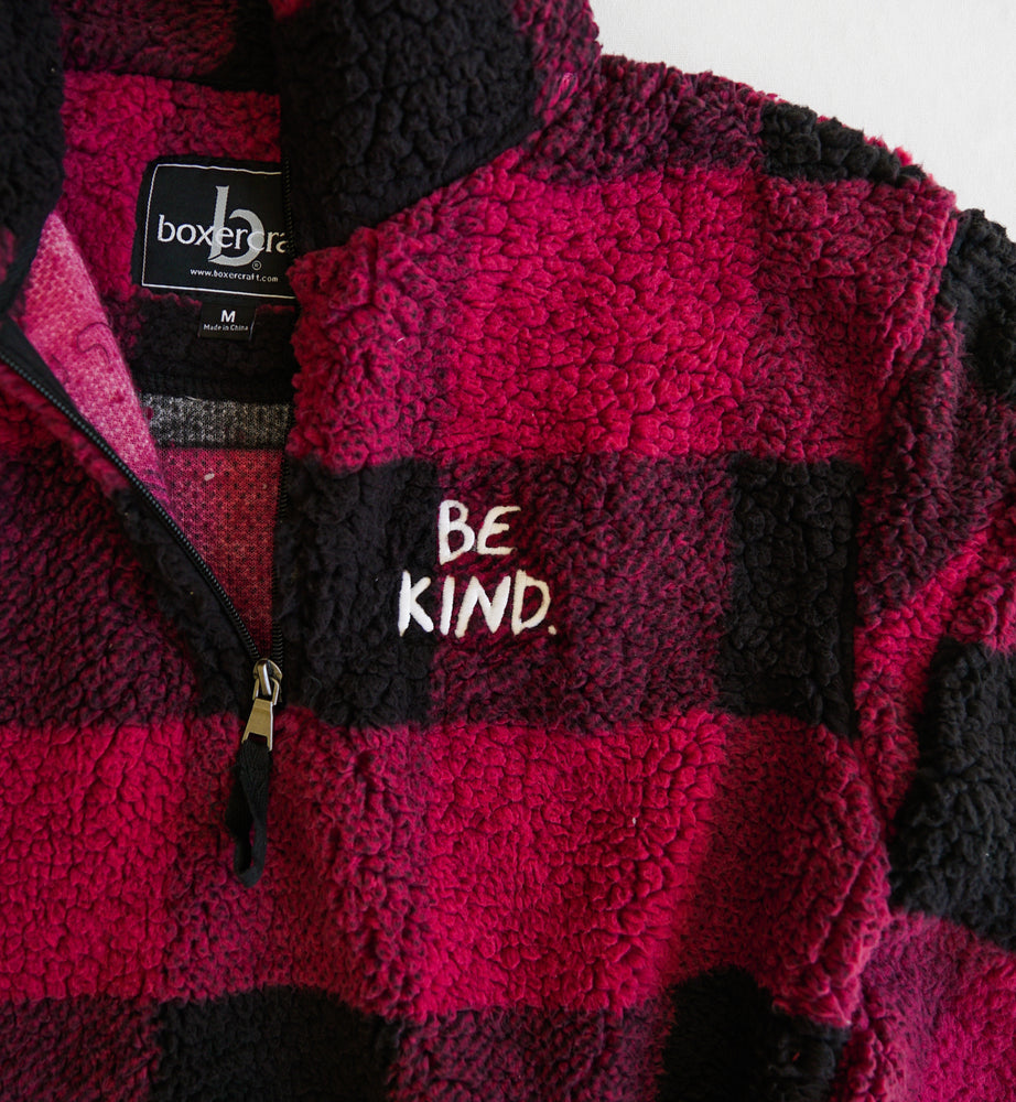 Be Kind Sherpa by Thoraya Maronesy