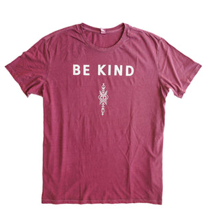 Red Be Kind Tee