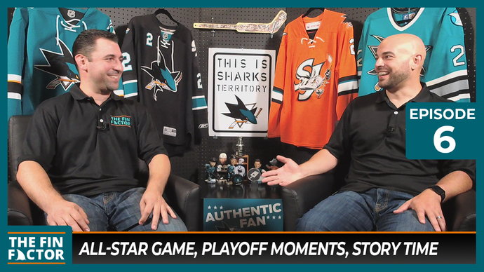Episode 6: All-Star Game, Favorite Playoff Moment, Story Time
