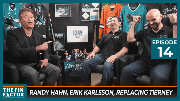 Episode 14 with Randy Hahn: Erik Karlsson, Replacing Tierney