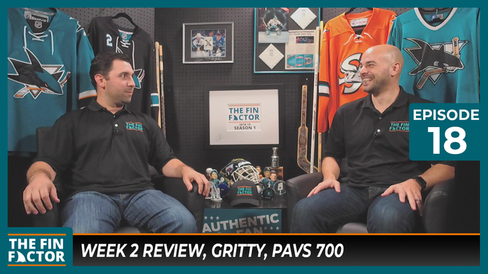 Episode 18: Week 2 Review, Gritty, Pavs 700