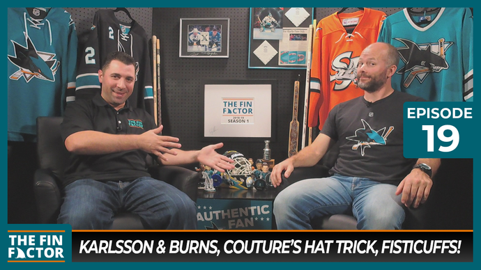 Episode 19: Karlsson & Burns, Couture's Hat Trick, Fisticuffs!