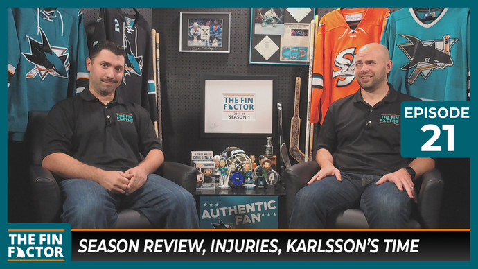 Episode 21: Season Review, Injuries, Karlsson's Time