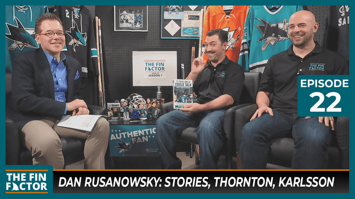 Episode 22 with Dan Rusanowsky: Stories, Thornton, Karlsson