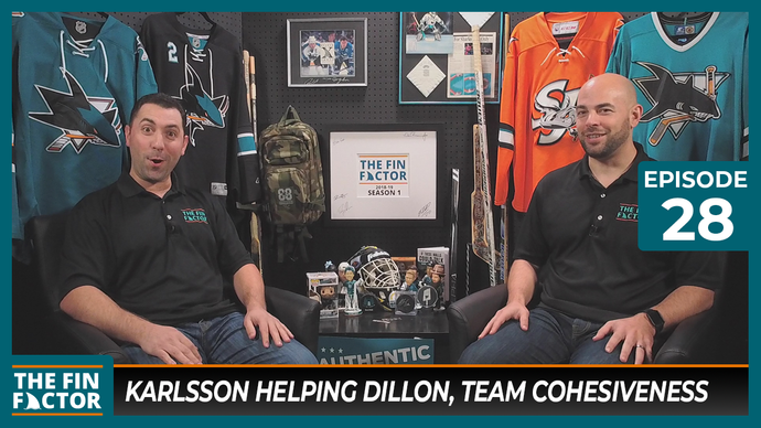 Episode 28: Karlsson Helping Dillon, Team Cohesiveness