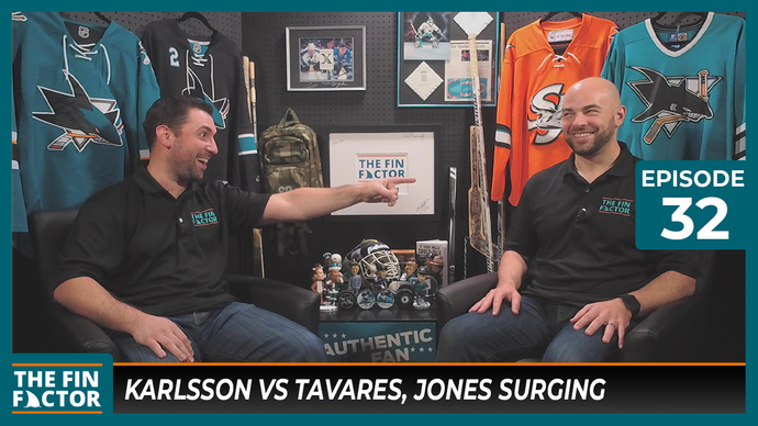 Episode 32: Karlsson vs Tavares, Jones Surging