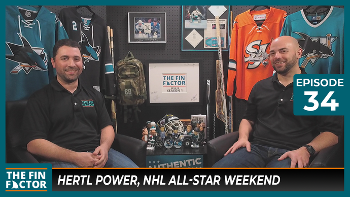 Episode 34: Hertl Power, NHL All-Star Weekend