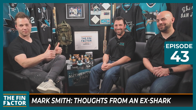 Episode 43 with Mark Smith: Thoughts from an Ex-Shark