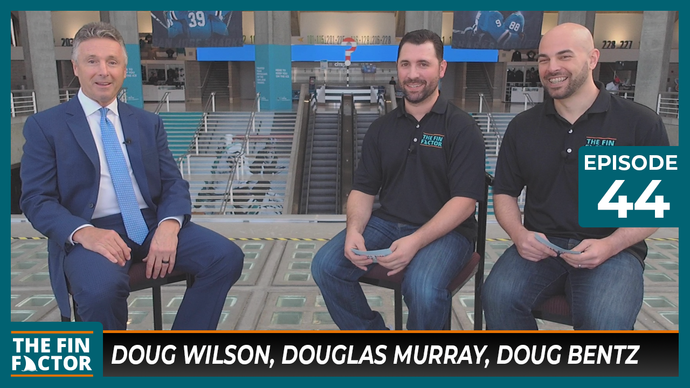 Episode 44 with Doug Wilson, Douglas Murray, Doug Bentz