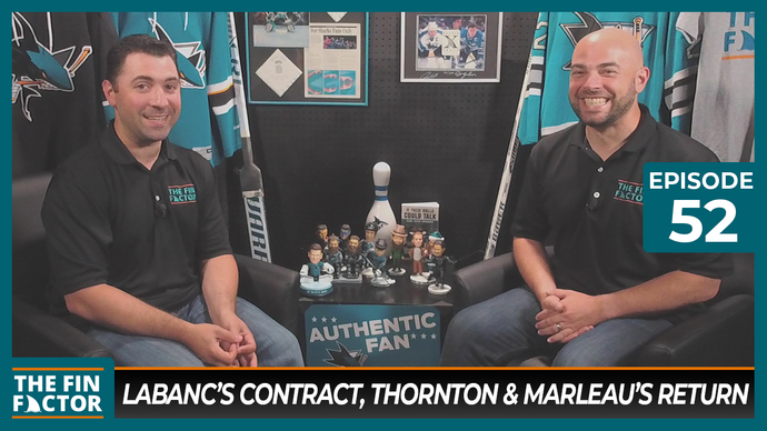 Episode 52: Labanc's Contract, Thornton and Marleau's Return