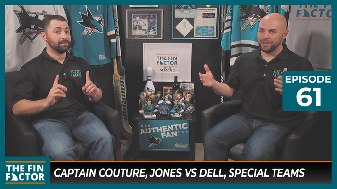 Episode 61: Captain Couture, Jones vs Dell, Special Teams