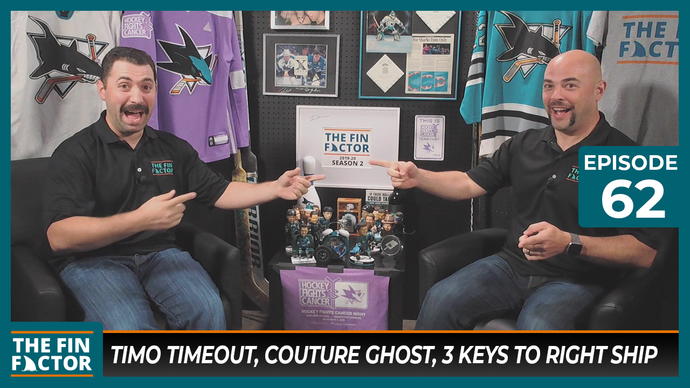 Episode 62: Timo Timeout, Couture Ghost, 3 Keys to Right Ship