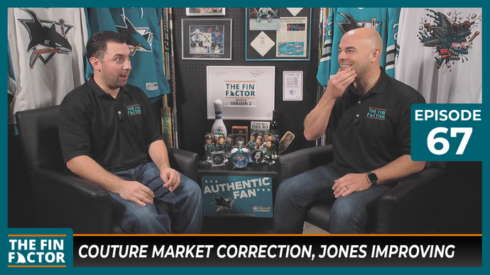 Episode 67: Couture Market Correction, Jones Improving