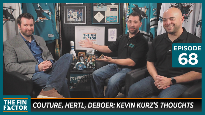 Episode 68: Couture, Hertl, Deboer: Kevin Kurz's Thoughts
