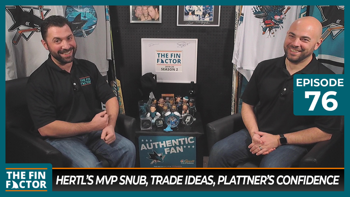 Episode 76: Hertl's MVP Snub, Trade Ideas, Plattner's Confidence