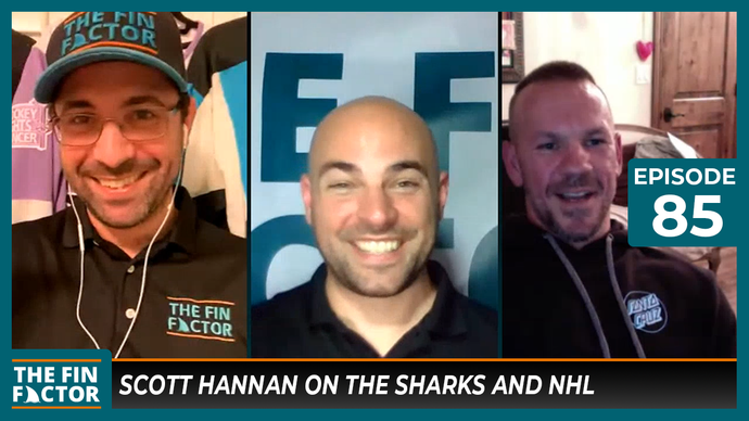 Episode 85: Scott Hannan on the Sharks and NHL
