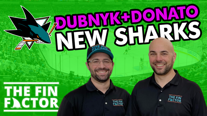 Episode 91: San Jose Sharks trade for Dubnyk & Donato