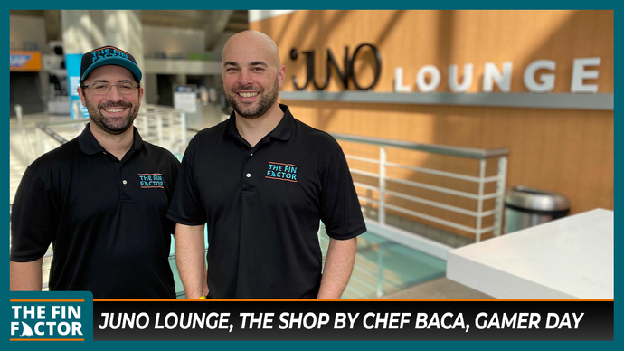 Spotlight on Juno Lounge, The Shop by Chef Baca, Gamer Day