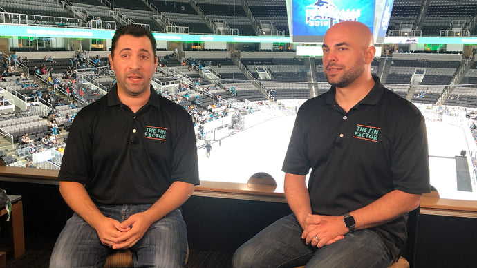 Episode 54: Live from San Jose Sharks Fan Fest 2019!