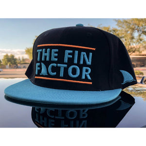 91d32ec5fc72f5 Snapback Hat – The Fin Factor