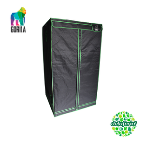 Carpa Indoor Gorila 80x80x180cm