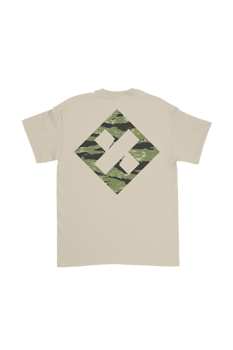 X P L R: LIMITED EDITION TIGER CAMO SHIRT