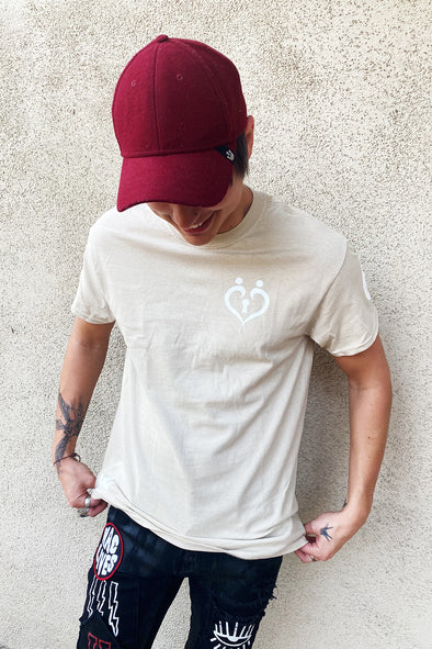 Colby Brock: Tan Tattoo Shirt
