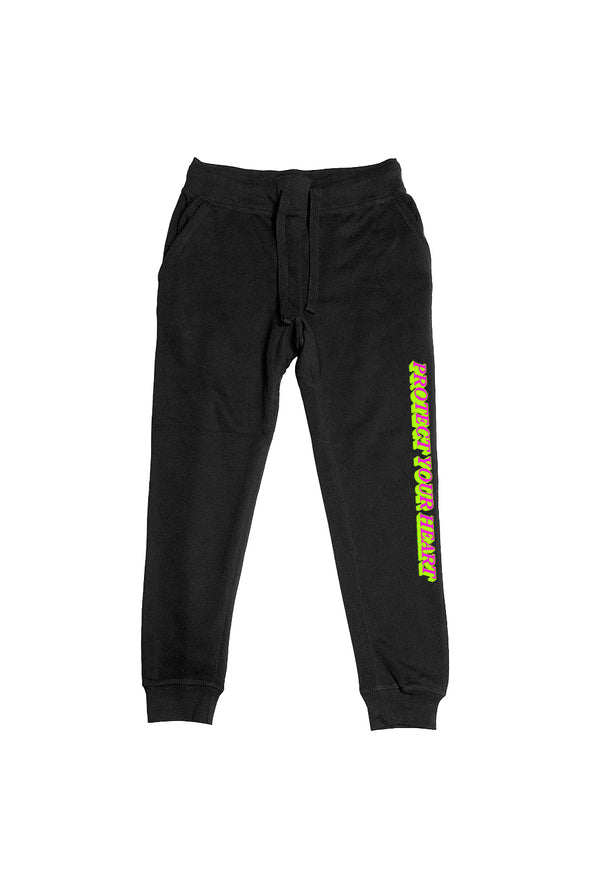 Colby Brock Protect Your Heart Black Jogger