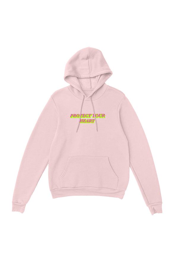 Colby Brock Protect Your Heart Pink Hoodie