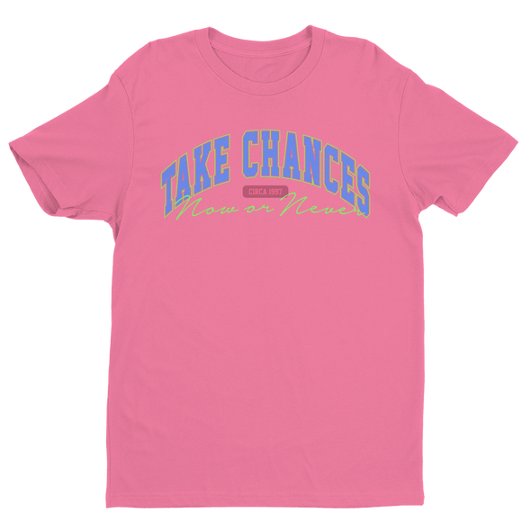 Colby Brock Take Chances Collegiate Tee