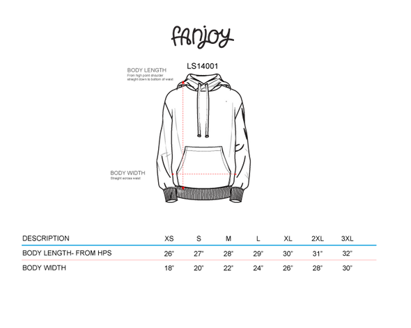 Sam Golbach: Never Normal Light Blue Chenille Patch Hoodie