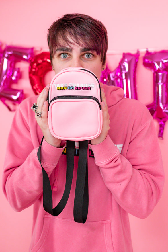 Colby Brock: Take Chances Valentines Day Mini Backpack