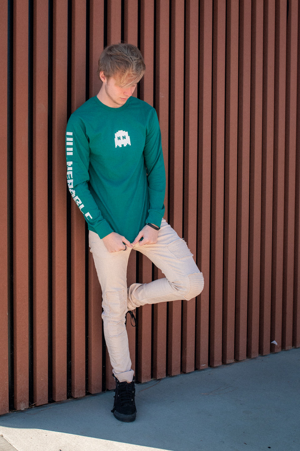 Sam Golbach: Vulnerable Long Sleeve Tee