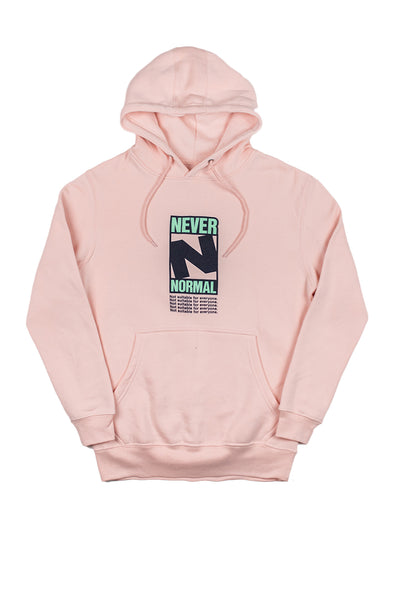 Sam Golbach: Never Normal Exclusive Pink Hoodie