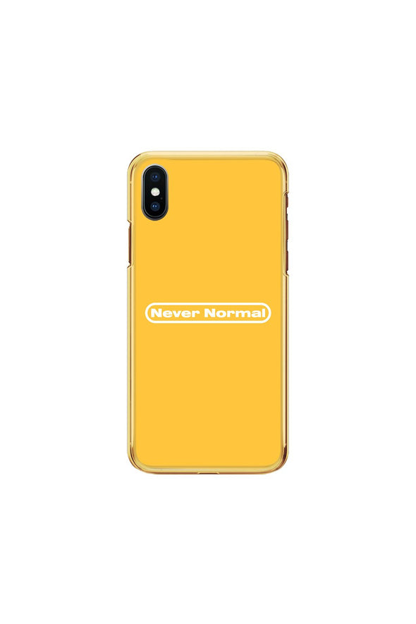 Sam Golbach: Never Normal Signature Mustard Phone Case
