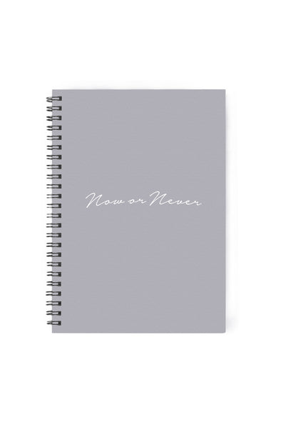 Colby Brock: Now or Never Script Notebook