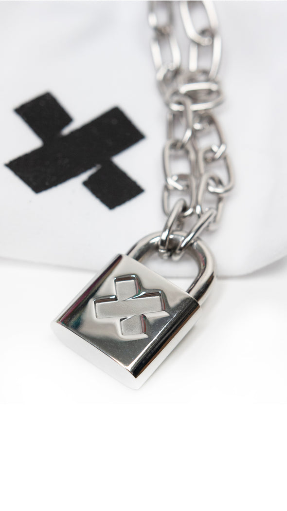 XPLR: X Lock Necklace