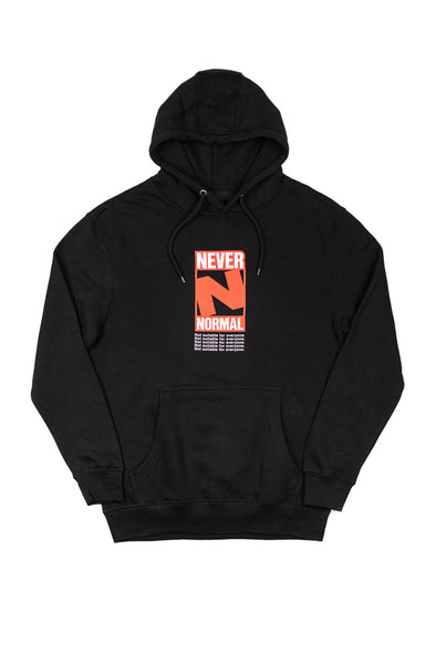 Sam Golbach: Never Normal Black Rating Hoodie