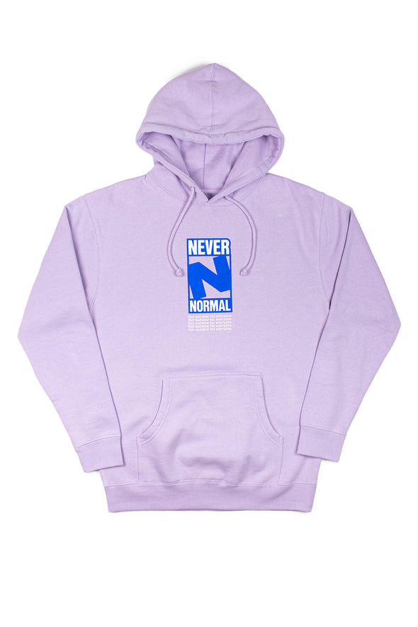 Sam Golbach: Never Normal Lavender Rating Hoodie