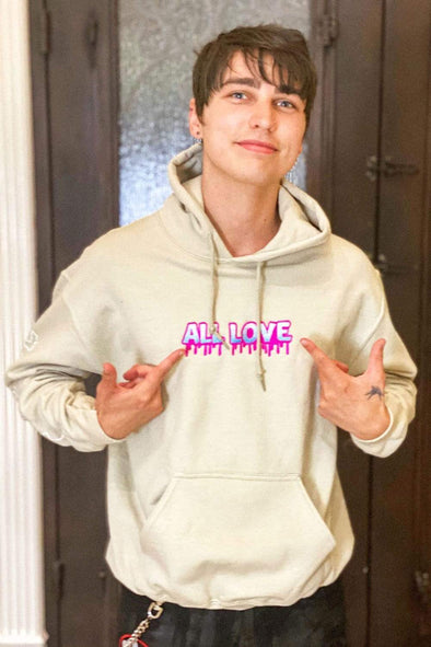 Colby Brock All Love Hoodie