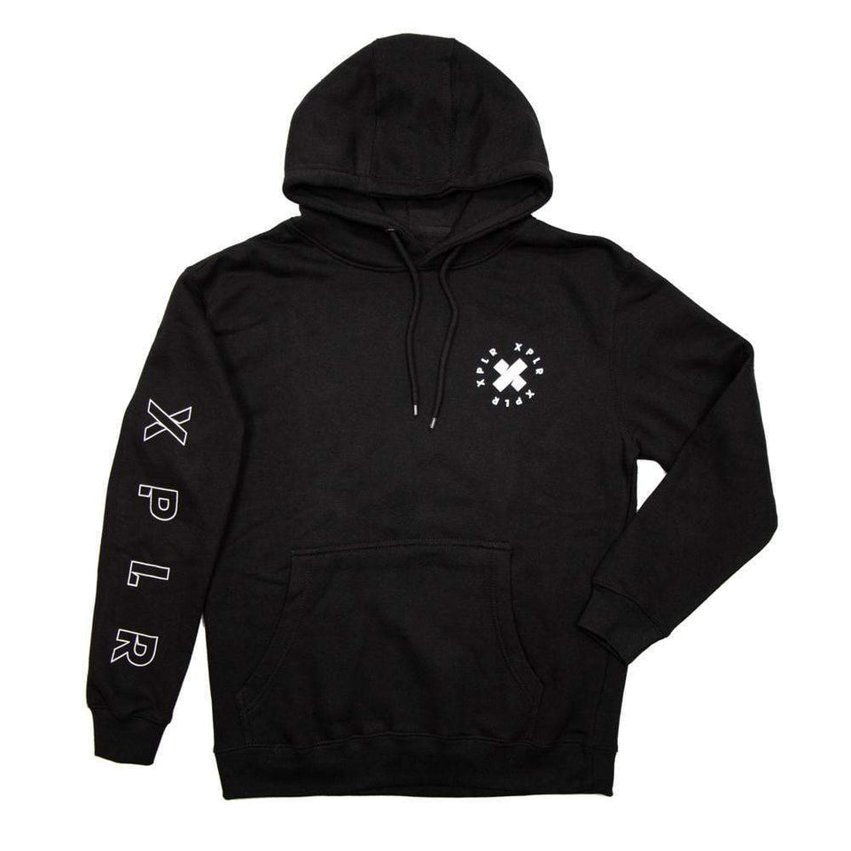 X P L R: LIMITED EDITION NO LIMIT HOODIE