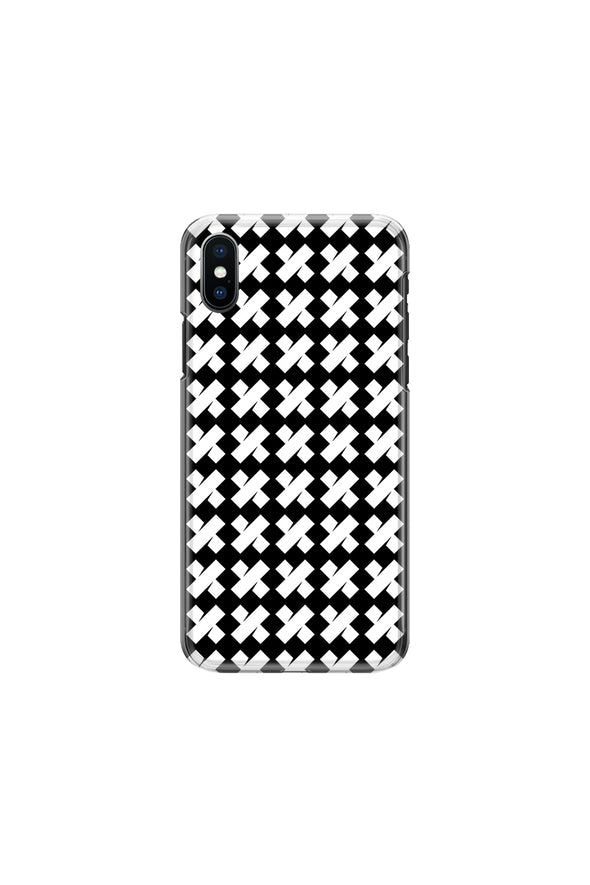 X P L R: Repeat Logo Phone Case